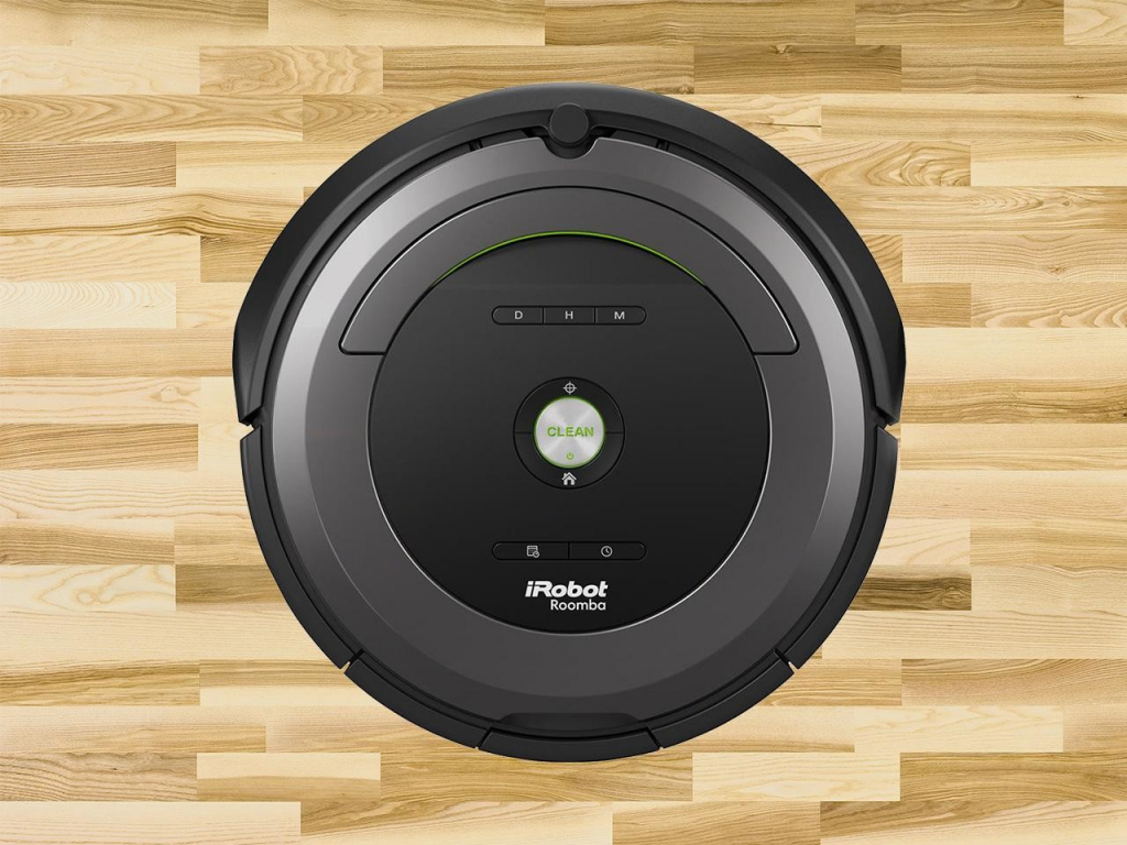 irobot roomba 681 kainos nuo. Black Bedroom Furniture Sets. Home Design Ideas