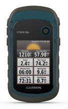 GPS imtuvas Garmin eTrex 22x