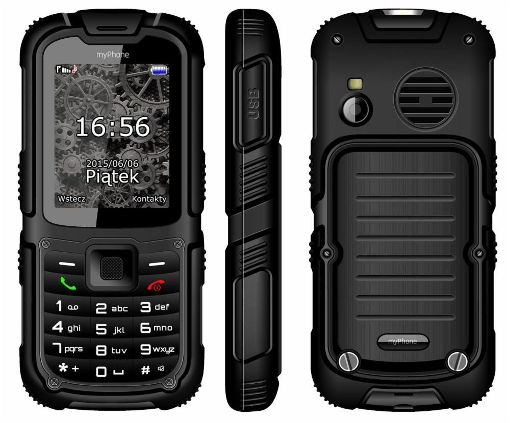 Myphone Hammer Plus Kainos Nuo