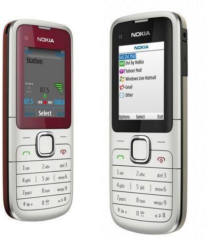 Nokia C1-01 kainos | Kaina24.lt