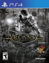 Arcania The Complete Tale PS4