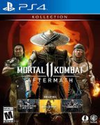 Mortal Kombat 11: Aftermath Kollection PS4