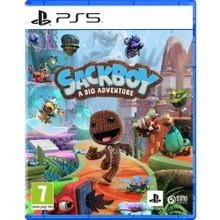Sackboy A Big Adventure! PS5